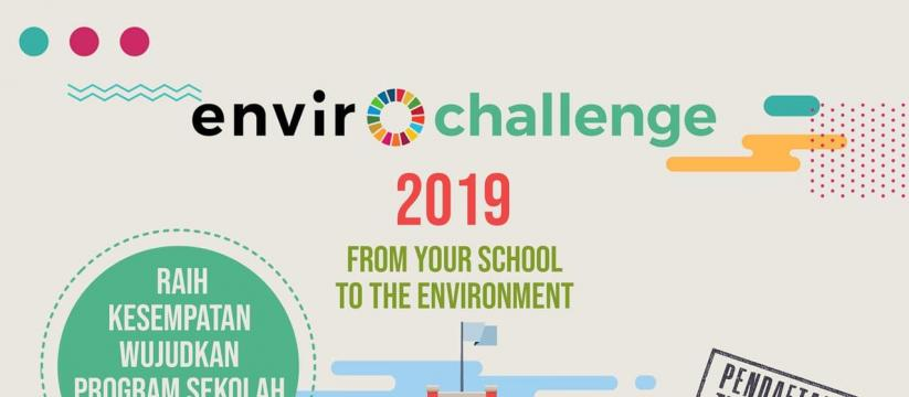 """howden: envir challange 2019 """"From Your School To The Environment"""""""