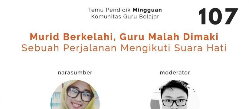 """Kampus Guru Cikal: Talkshow """"Murid Berkelahi, Guru Malah Dimaki"""""""