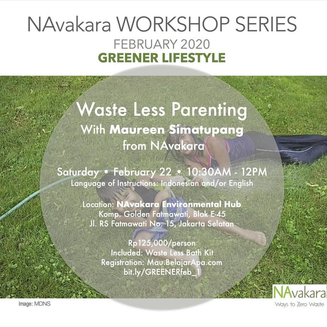 Greener Lifestyle: Waste Less Parenting