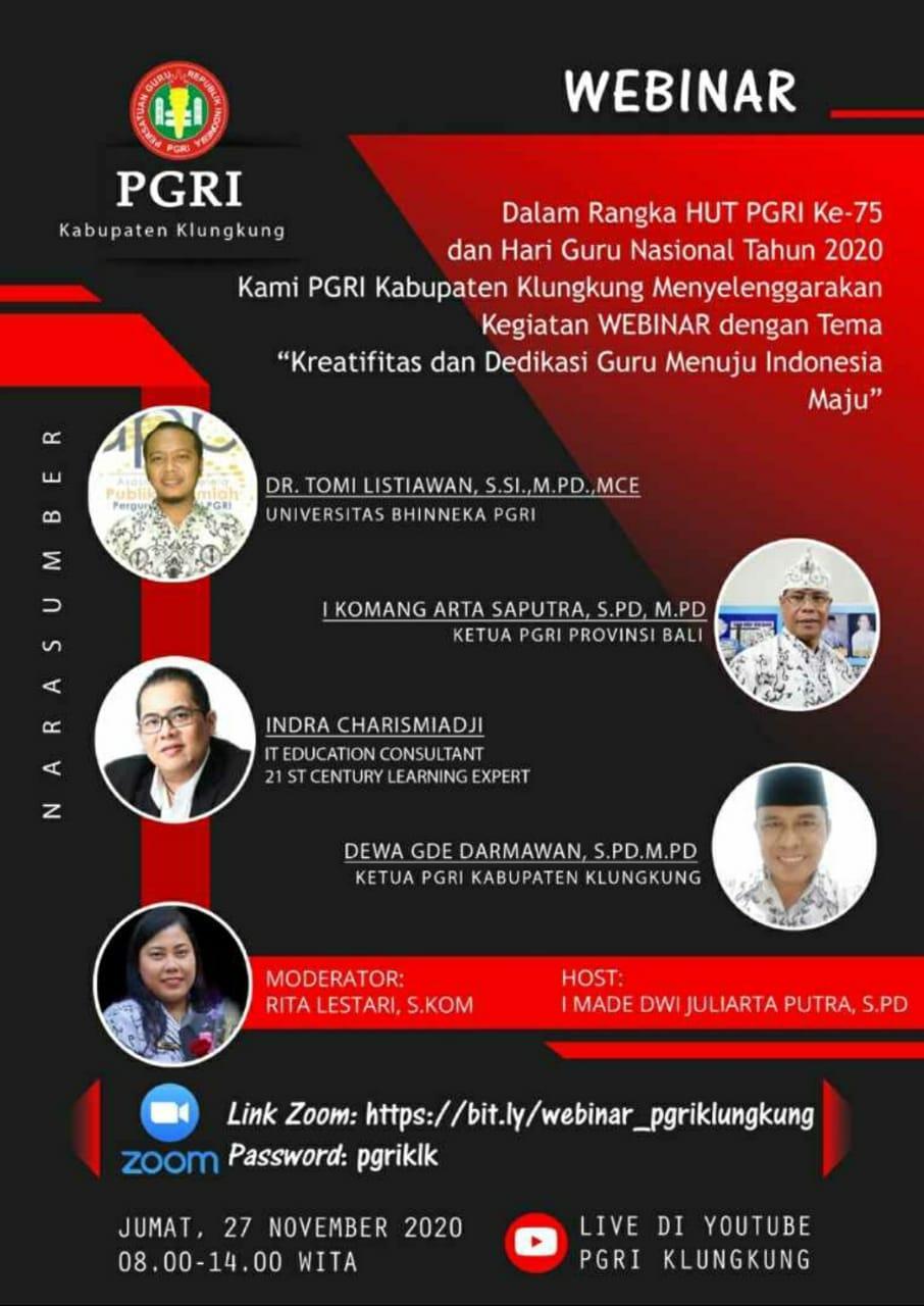 Kreatifitas dan Dedikasi Guru Menuju Indonesia Maju